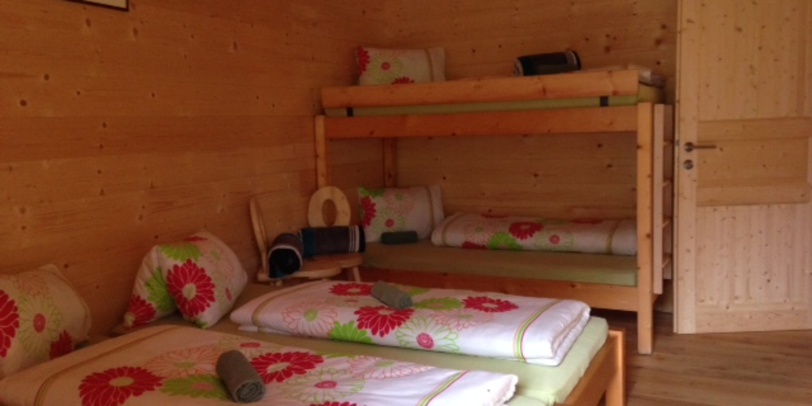 Binsalm Karwendelgebirge Unterkunft