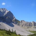Klettern von der Binsalm aus